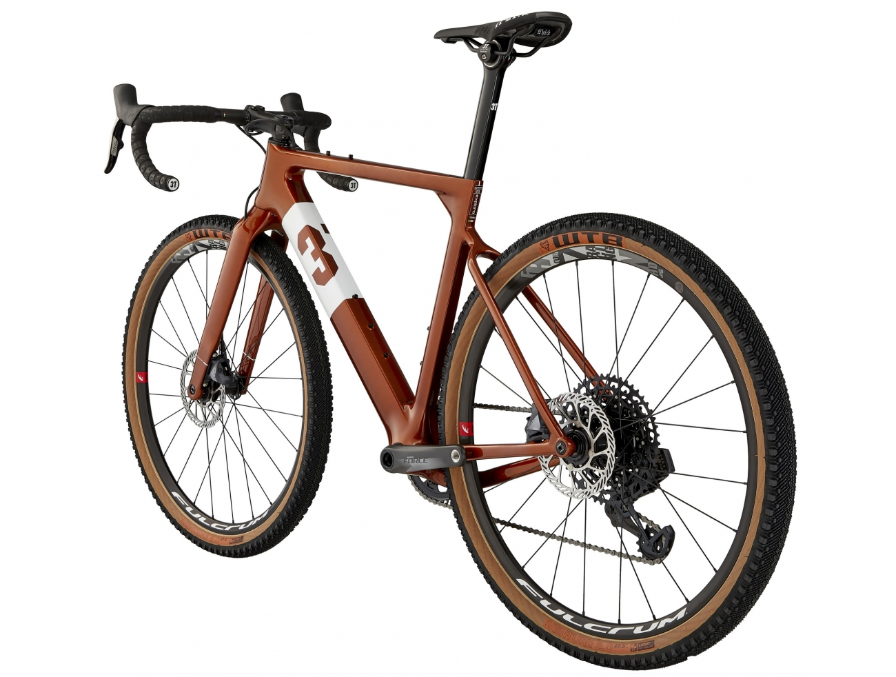 Exploro TEAM FORCE/EAGLE eTAP Brown