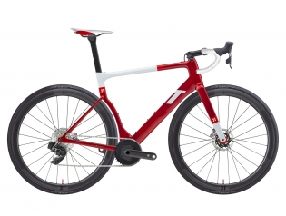 Strada Concept3 Red eTap / Chris King
