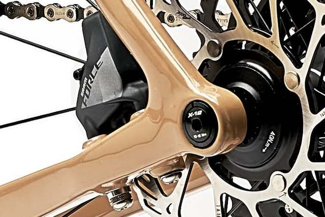 DIRECT-MOUNT REAR BRAKE