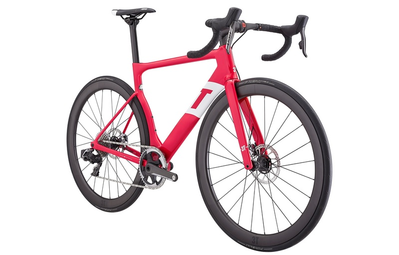 Strada TEAM RED eTap specs